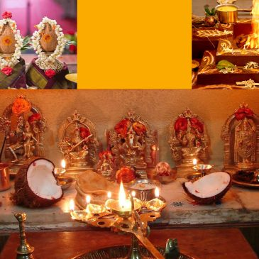 How to make a Pooja at home